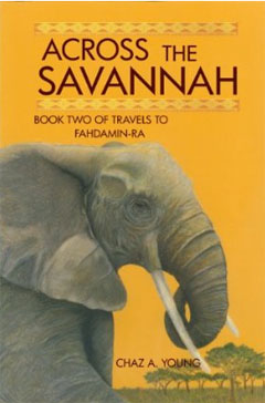 Across The Savannah by Chaz Young