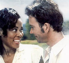Lela Rochon and Timothy Hutton star as Mr & Mrs Loving